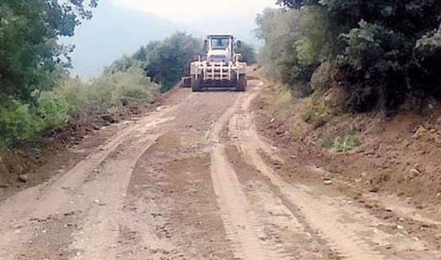"""Πρέβεζα: Ζηρός - Εντάχθηκε στο """"ΦΙΛΟΔΗΜΟΣ"""" το έργο «Βελτίωση οδοποιίας εντός του αναδασμού Μπόϊδας – Μαυρής από οικισμό Τύρια έως Ρωμιά», προϋπολογισμού 868.000 ευρώ"""